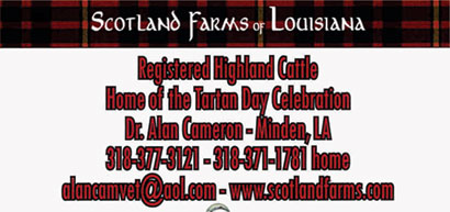 Scotland Farms of Louisiana